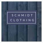 Schmidt Clothing Coupon Codes