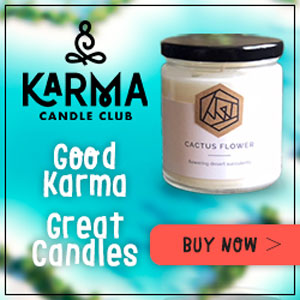 Karma Candle Club Promo Codes & Coupons